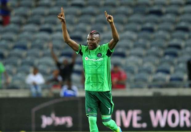 Orlando Pirates striker Ndoro hopeful of winning PSL Golden Boot