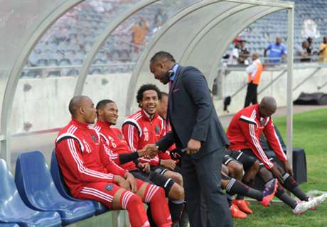 Zuma: Benni must coach Pirates