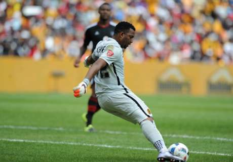 EXTRA TIME: Khune turns back the clock