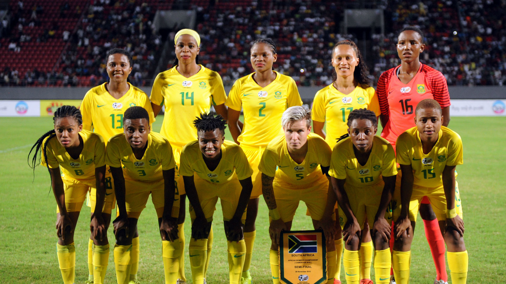 Ellis places three players on standby ahead of South Africa's Women's World Cup trip