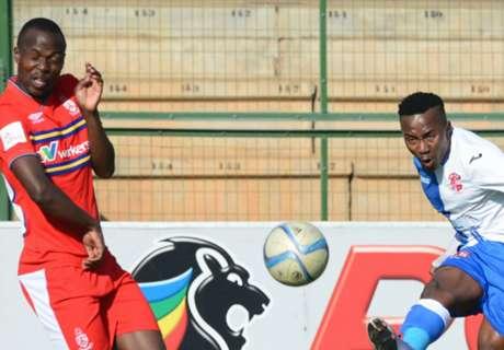 Match Report: AmaTuks 0-1 Mbombela