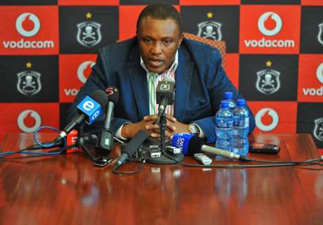 Khoza: Pirates fans were impatient with Tinkler