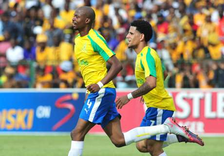 Sundowns wallop Free State Stars