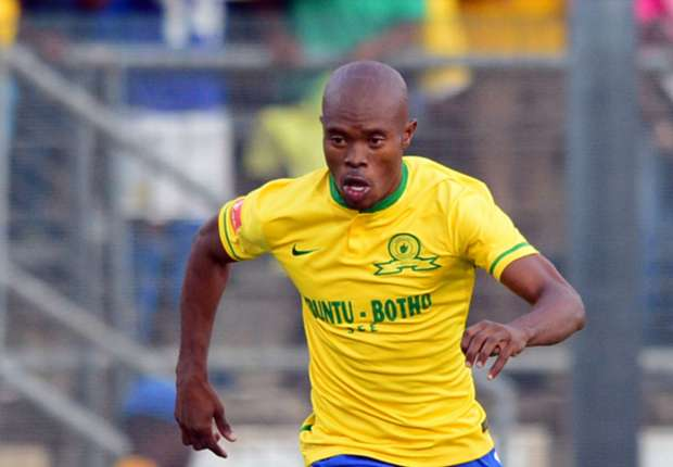 Mamelodi Sundowns utility player Asavela Mbekile