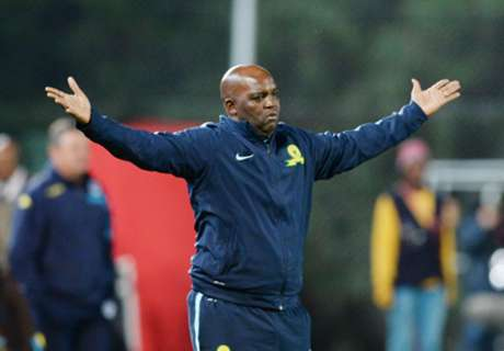 Sundowns lose in Nigeria