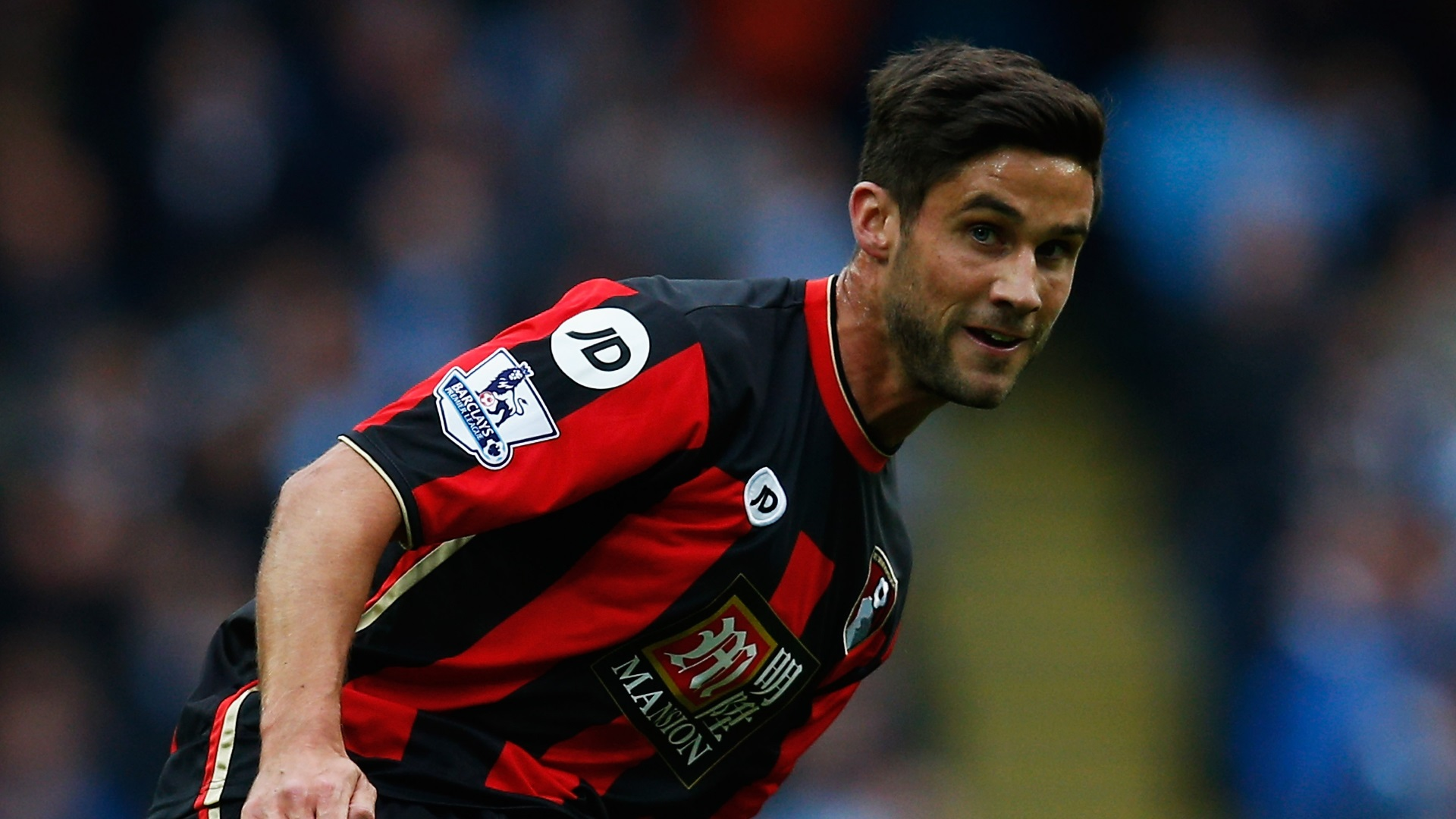 andrew surman of bournemouth   goal