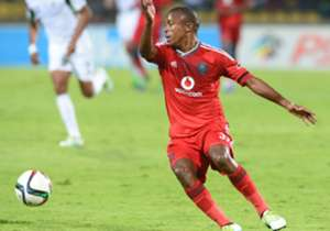Memela in action for Pirates