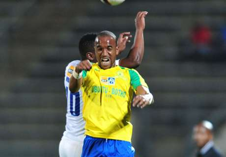 Mabunda pokes fun at crossbar shot