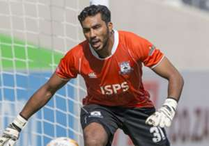 Shu-Aib Walters – Mpumalanga Black Aces | Kept two cleansheets in as many matches for AmaZayoni, who fell further behind in the race for the league title after consecutive goalless draws.