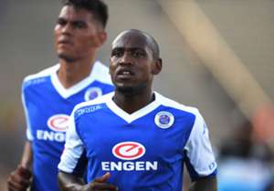 Khumalo netted in the first-half