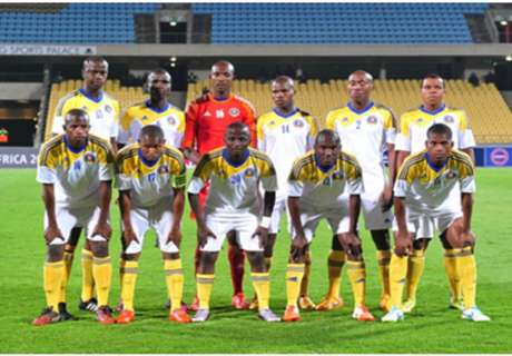 Swaziland to face Nigeria in WC qualifier
