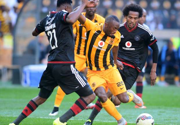 Pirates Vs Chiefs: 3 Orlando Pirates Match Report