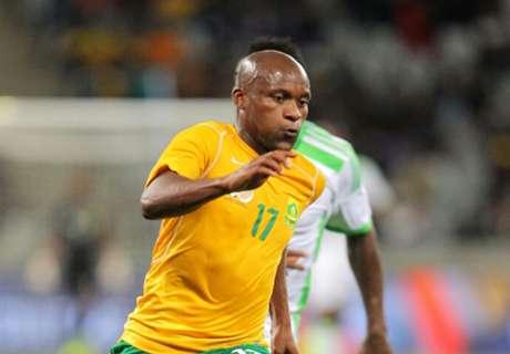 Report: South Africa 2-1 Sudan