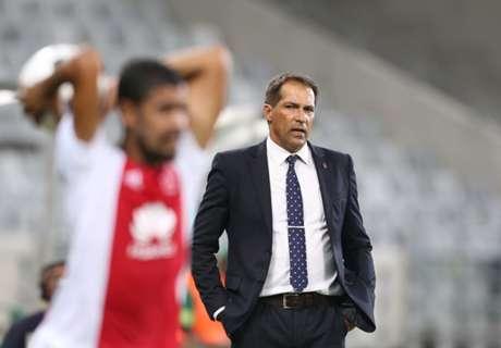 De Sa and Ajax Cape Town part ways