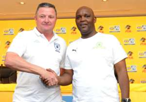 Hunt or Mosimane: Who will reign supreme?