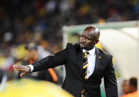 Kaizer Chiefs' progress report