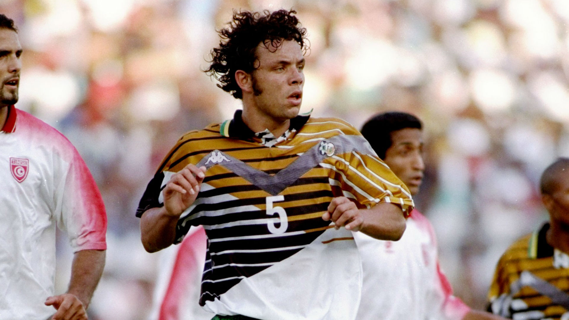 Orlando Pirates players must wear the jersey with pride - Mark Fish