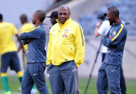 Bafana Bafana have made little progress