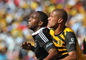 2012 | Orlando Pirates and Kaizer Chiefs met in the second edition of the Carling Black Label at the FNB Stadium on 28 July 2012.