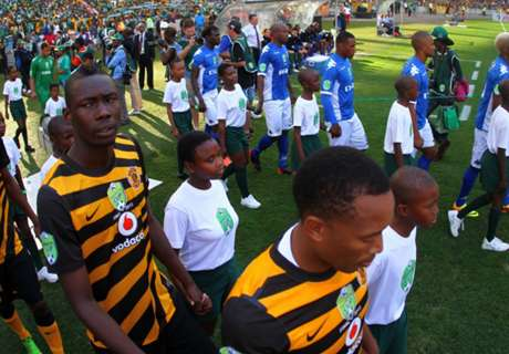 Kaizer Chiefs's awesome tunnel chant