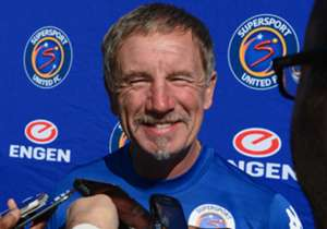 Baxter was all smiles to win another Nedbank Cup title