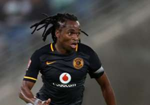 Siphiwe Tshabalala - Winger: Shabba remains Chiefs' inspirational leader.