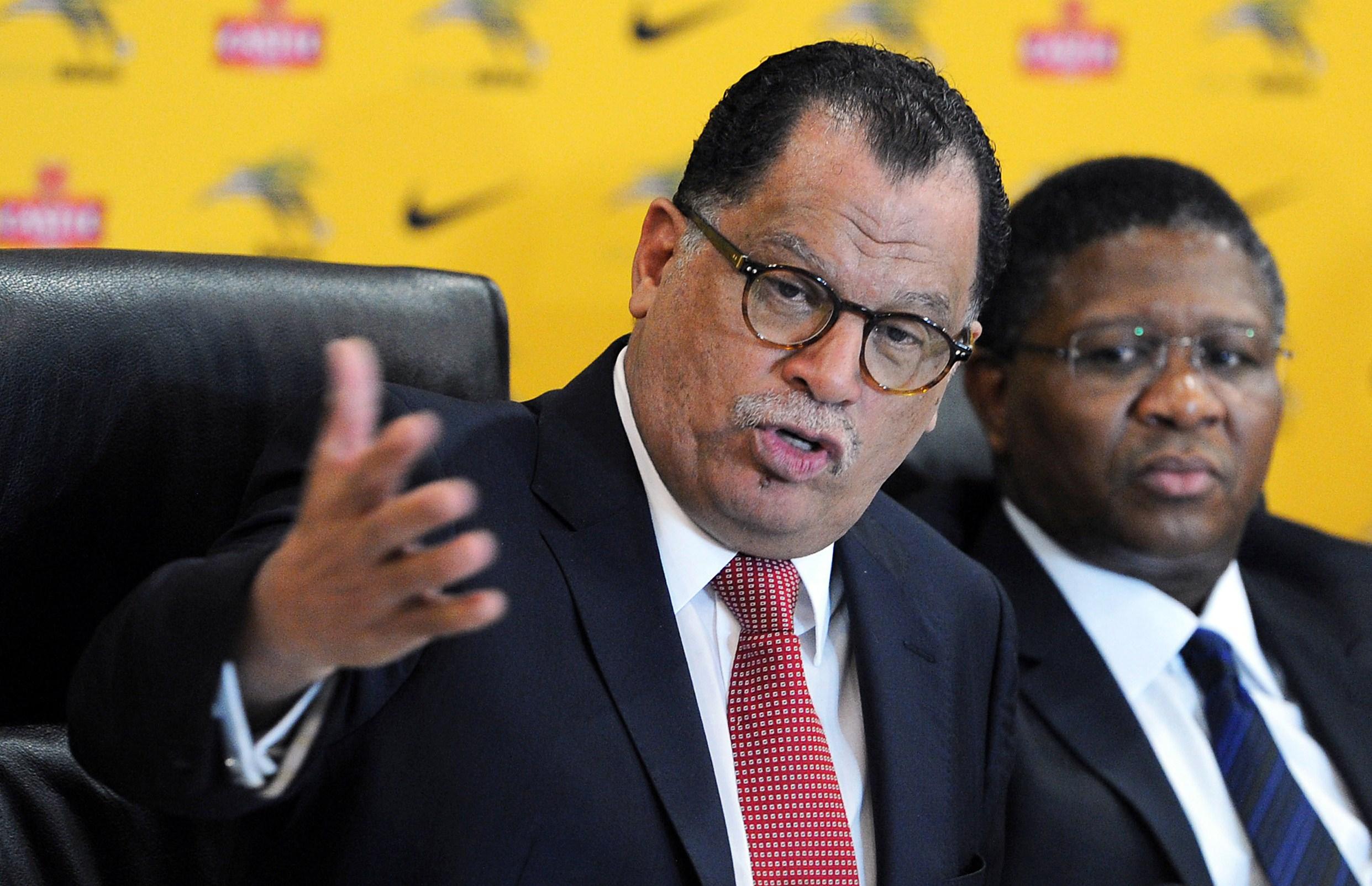 Bafana Bafana To Face Guinea-Bissau, Angola In Friendlies