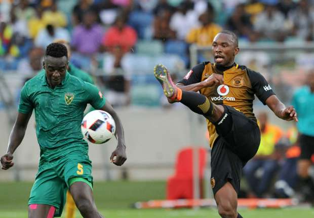 Limbikani Mzava Of Golden Arrows Bernard Parker Kaizer Chiefs