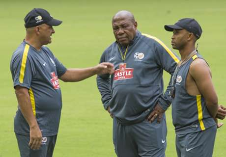South Africa boss Mashaba suspended