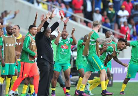SA close in on African ranks