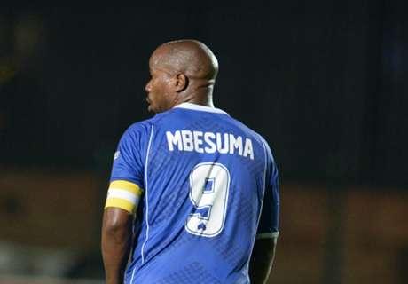 Highlands to sign Mbesuma?