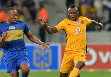 City knock out Kaizer Chiefs