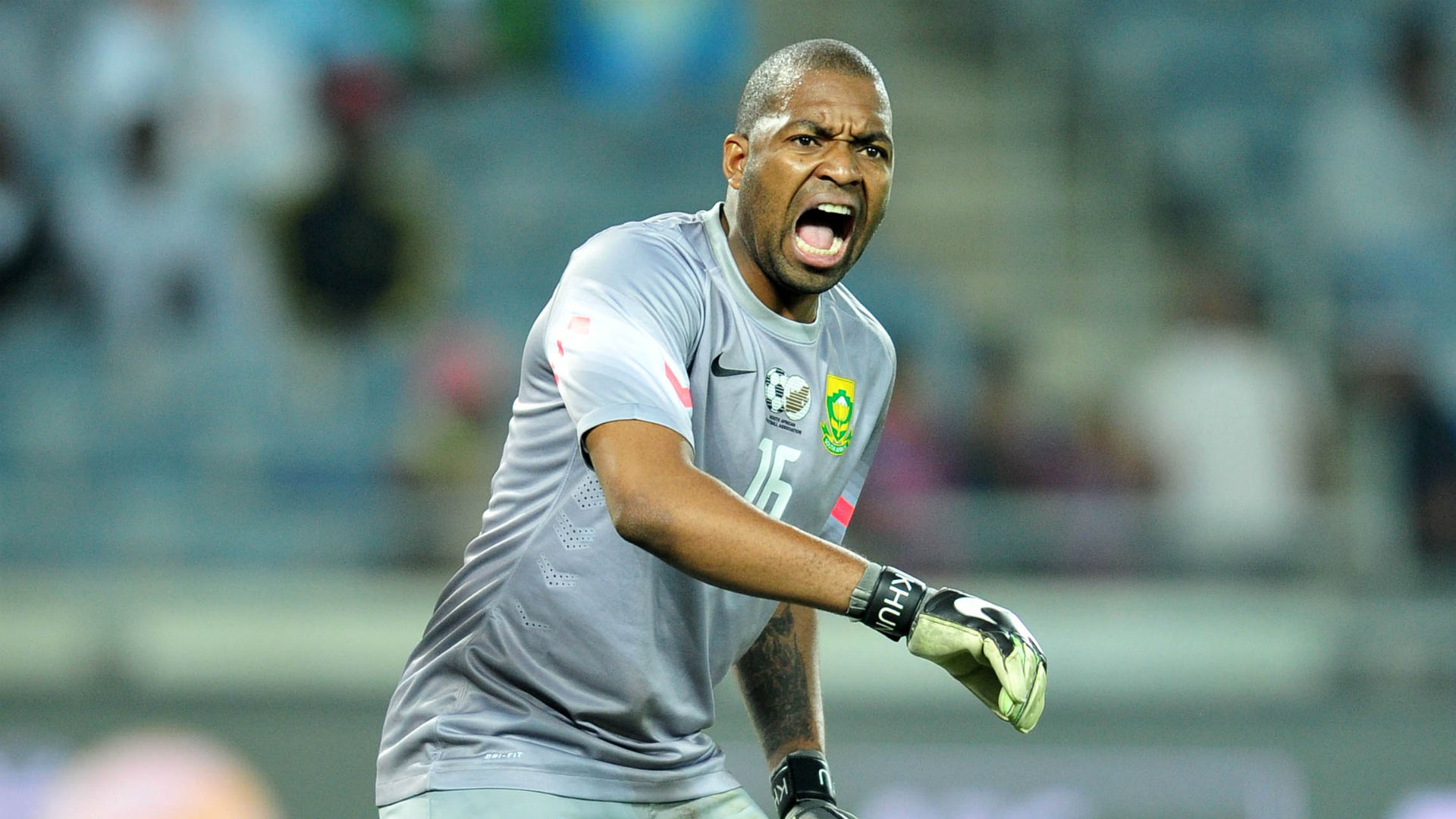 Bafana to counter Nigeria's pace and aggression