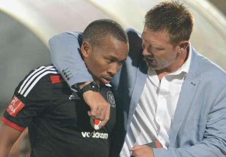 Majoro on why he left Pirates