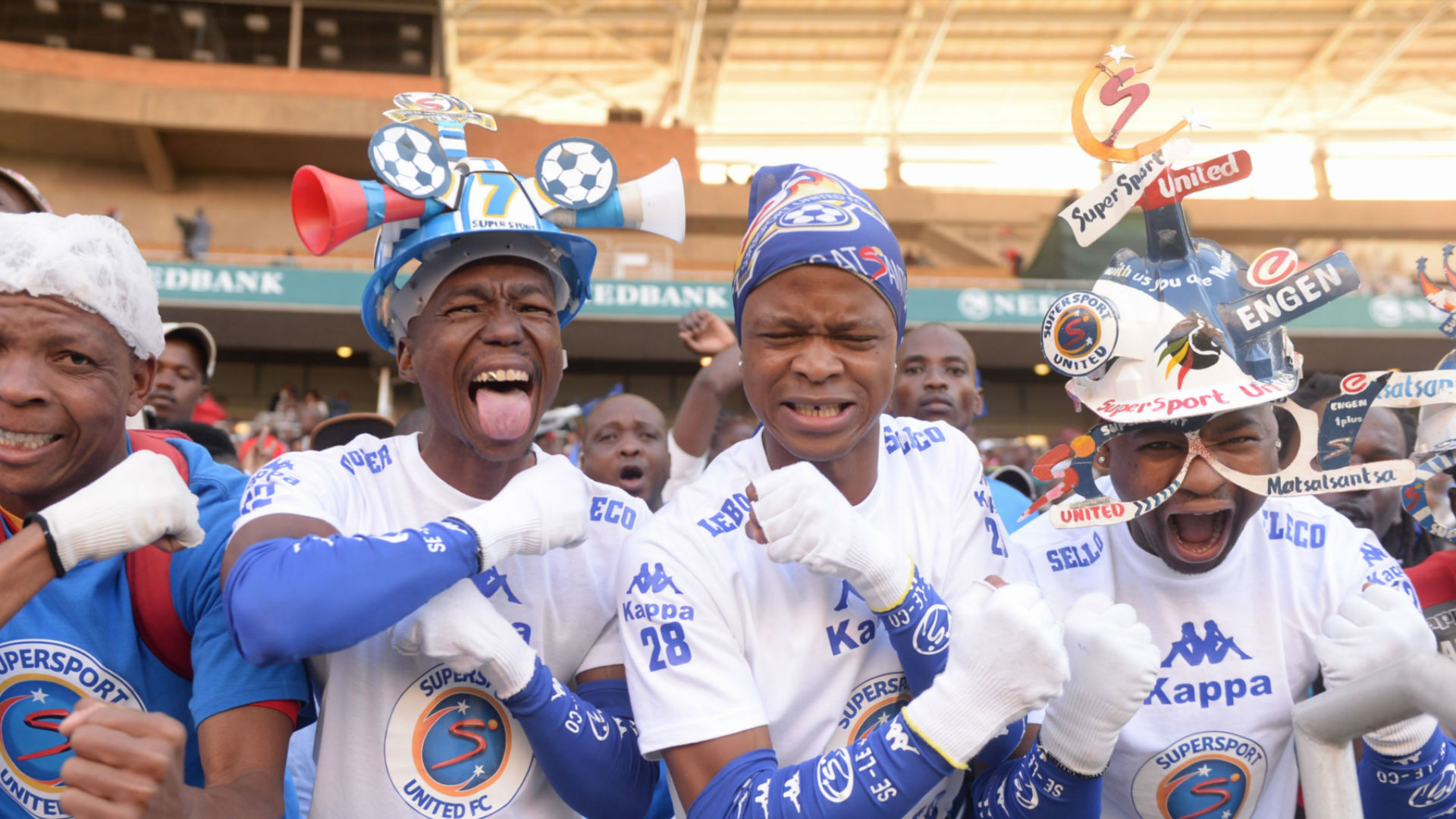 EXTRA TIME: How MTN8 fans reacted to SuperSport United knocking out Mamelodi Sundowns