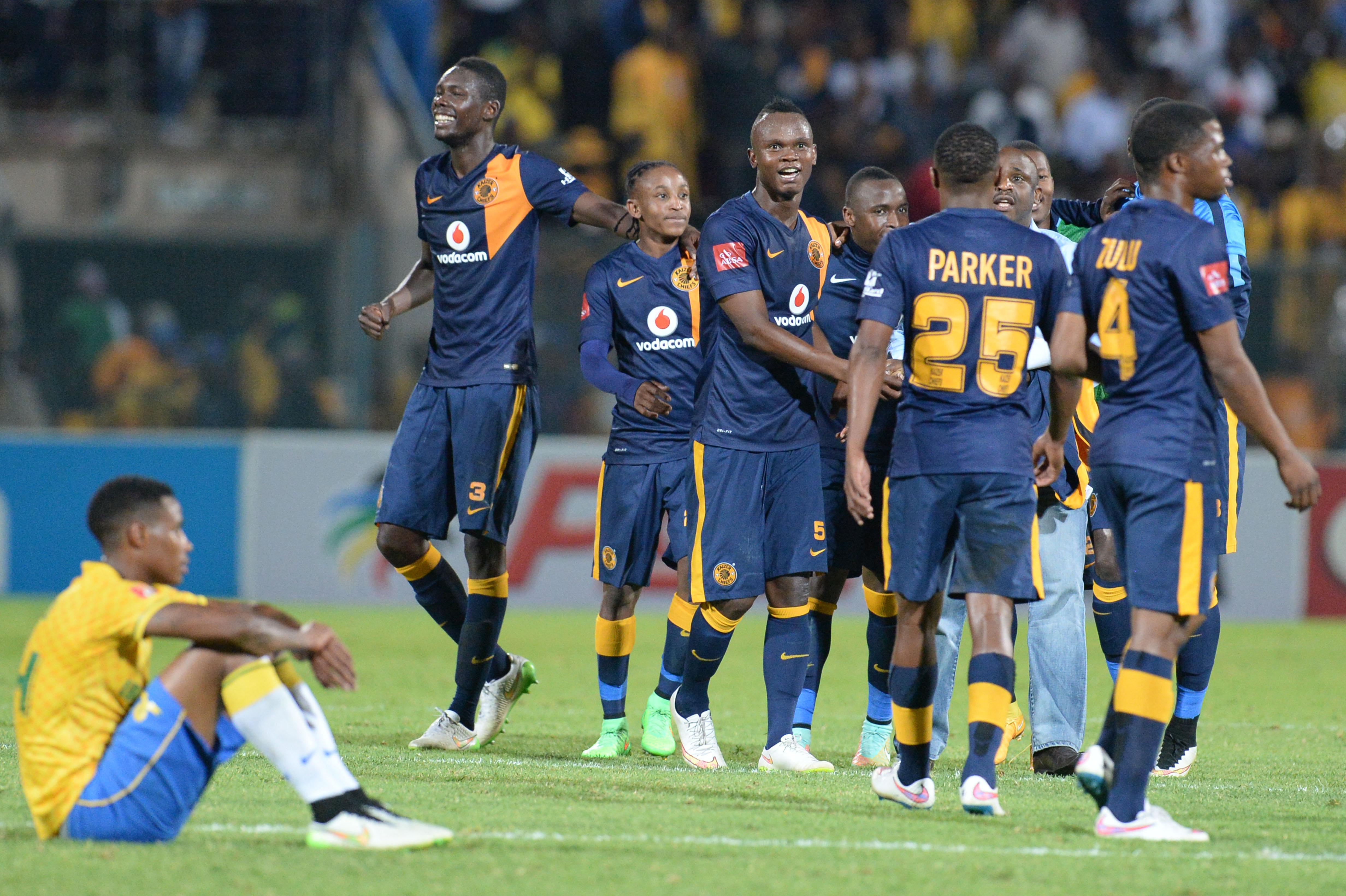 Kaizer Chiefs: Kaizer Chiefs And Bongani Zungu, Mamelodi Sundowns