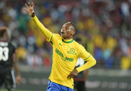 Downs can't lose Billiat to Egypt