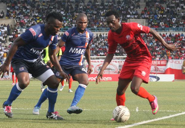 Azam vs Simba - Ibrahim Ajibu