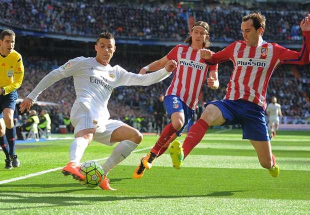 Atletico Akan Menjamu Real Madrid