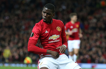 Big brother no bother for Pogba after Manchester United's Europa League draw