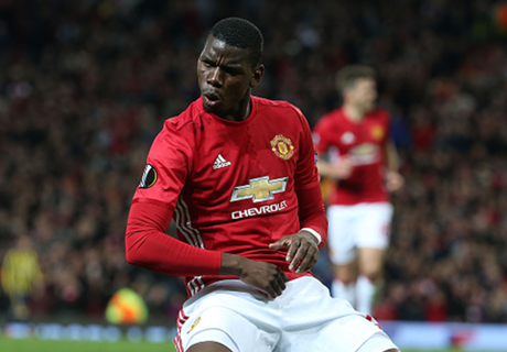 Pogba gets ready for clash with brother