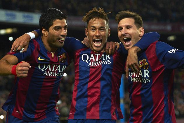 Ronaldinho wants Neymar back at Barcelona to reform 'MSN' with Messi & Suarez