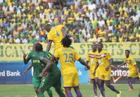 Report: Medeama 3-1 Young Africans