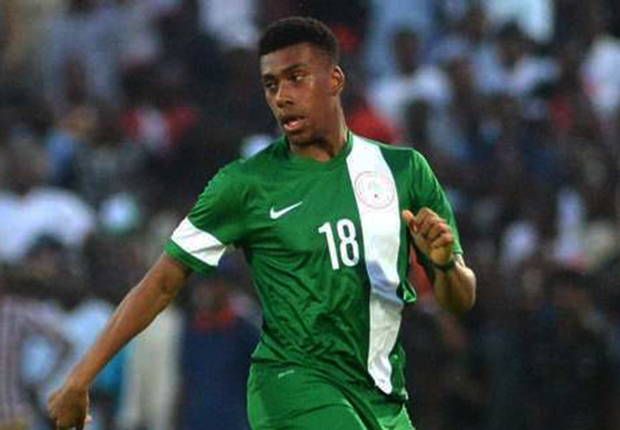 alex iwobi 1aeee3dd72tms10cjtwz4gepti - Nigeria qualify for FIFA 2018 World Cup as they beat Zambia in Uyo