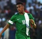 Iwobi tops Nigeria squad for friendlies