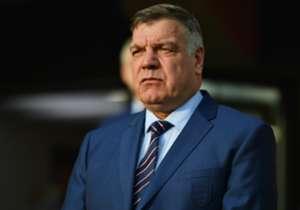 El DT apenas lleva dirigido un partido en el seleccionado inglés.