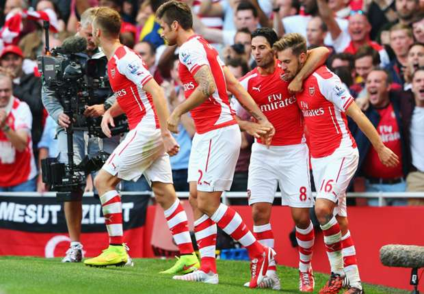 Besiktas - Arsenal Betting Preview: Free-scoring Gunners to come out on top in Turkey yet again