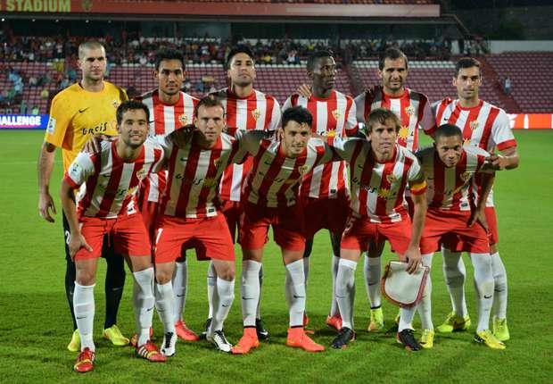 Almería - Espanyol: A recuperar sensaciones