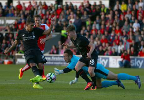 Liverpool Pesta Gol Di Highbury