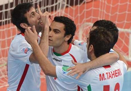 อิหร่านรัวแซงอุซเบ 2-1 ซิวแชมป์ฟุตซอลเอเชีย สมัยที่ 11